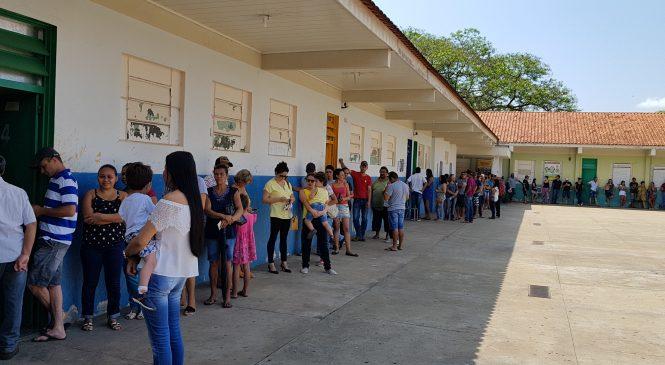 Eleições 2018: em Bonito 12 urnas apresentaram problemas e 2 foram substituídas