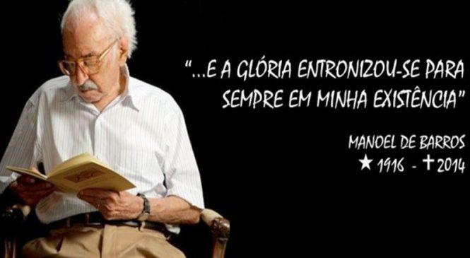 Um ano sem Manoel de Barros: TVE exibe especiais no fim de semana