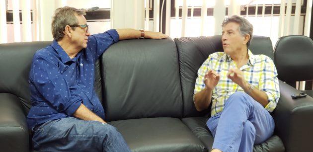 Vice-governador anuncia para maio retomada de obras do Aquário do Pantanal