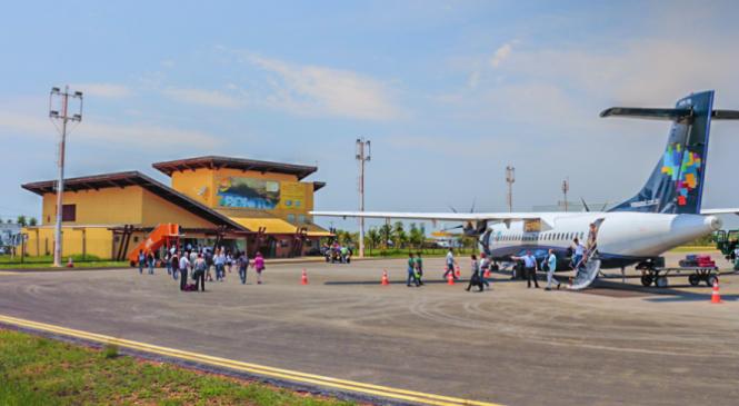 Aeroporto de Bonito vai receber novo sistema de navegação