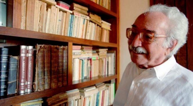 Manoel de Barros, por Carlos Magno Couto