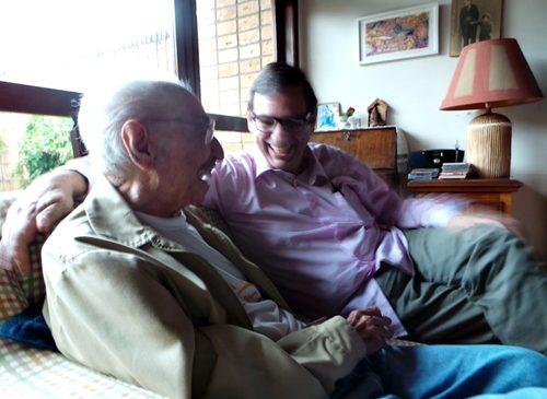 Manoel de Barros: uma história de amizade