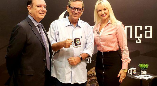 Segurança em Pauta completa um ano de parceria com a TVE Cultura