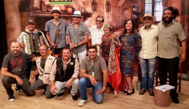 TVE Cultura homenageia Delanira Pereira Gonçalves