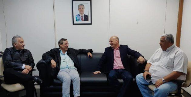 TVE Cultura e nova direção da Rede Brasil avaliam cooperação em produção local
