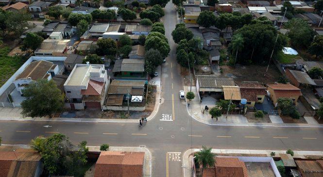 Bonito: investimento em infraestrutura ultrapassa R$ 80 milhões e população comemora