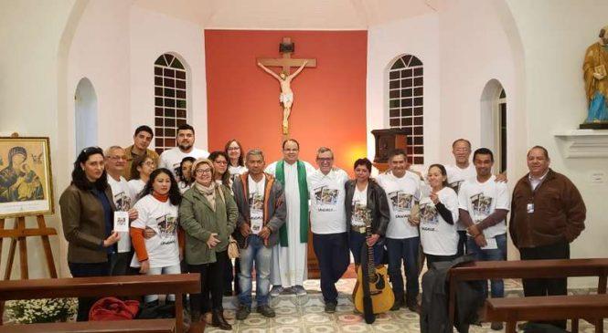Missa em homenagem ao professor Waldemar emociona Bonito