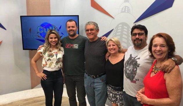 TVE Cultura MS estreia Cult e coloca cenário artístico do Estado no centro do jornalismo diário