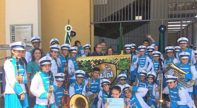 Festival de Bandas e Fanfarras abre programação de aniversário de Bonito neste sábado