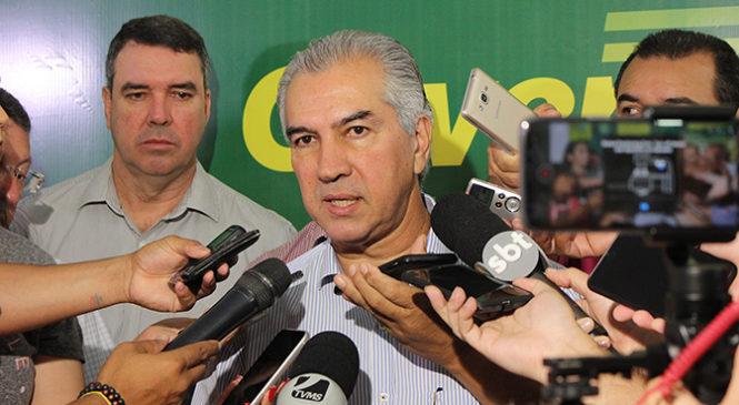 Reinaldo Azambuja inicia terceira etapa do Governo Presente e destaca importância de ouvir as prioridades