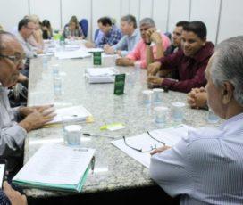 Prefeito e vereadores de Bonito oficializam a governador pedido para construção de Rodovia do Turismo e Anel Viário