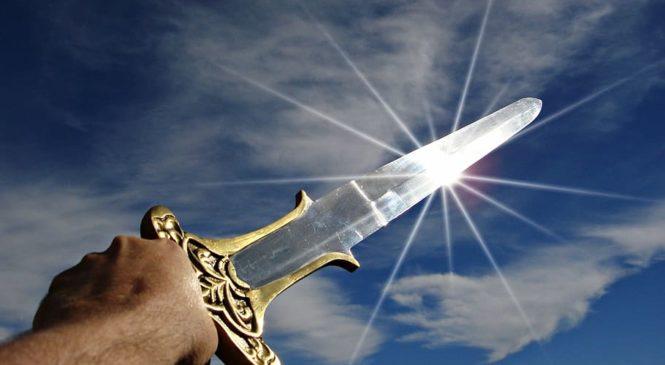 A Espada de Ouro