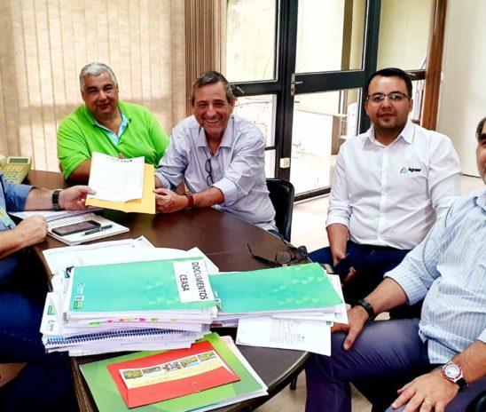 Fertel e Agraer fazem parceria para ampliar comercialização de hortigranjeiros na Ceasa