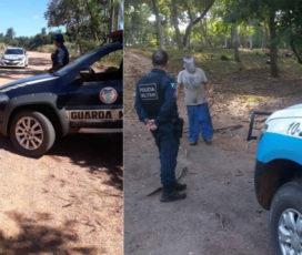 Após denúncias de aglomerações em ranchos, PM e Guarda intensificam ações em distrito de Bonito
